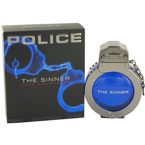 Police The Sinner 100ml EDT Spray for Men By  Police