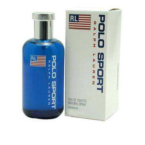 Polo Sport 4.2oz/125ml EDT Spray For Men By Ralph Lauren