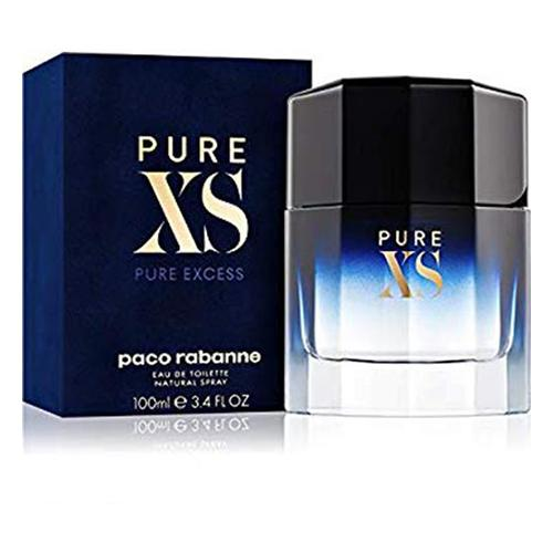 Pure Xs 100ml EDT Spray For Men By Paco Rabanne
