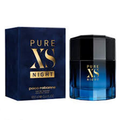 Pure Xs Night 100ml EDP Spray For Men By Paco Rabanne