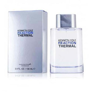 Reaction Thermal 100ml EDT Spray for Men By Kenneth Cole