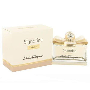 Signorina Eleganza 100ml EDP Spray For Women By Salvatore Ferragamo