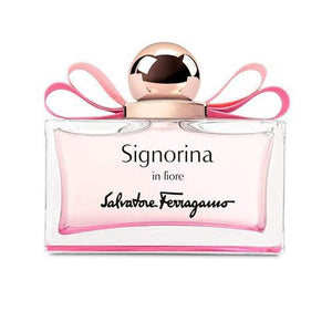Signorina In Fiore  100ml EDT  Spray For Women By Salvatore Ferragamo