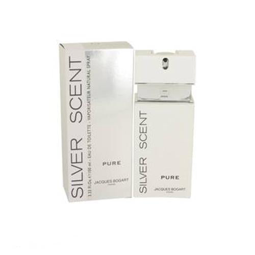 Silver Scent Pure 100ml EDT Spray By Jacques Bogart
