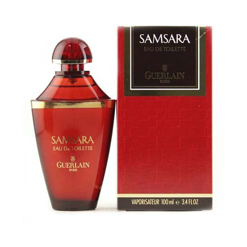 Samsara 100ml EDT (old packaging) Spray For Women By Guerlain