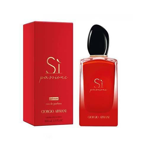Si Passione Intense 100ml EDP for Women by Armani