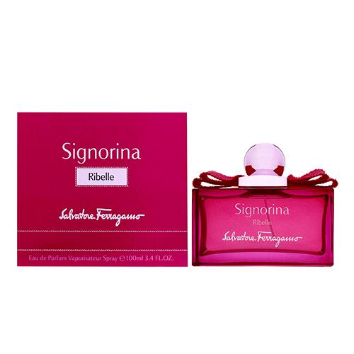 Signorina Ribelle 100ml EDP Spray for Women by Salvatore Ferragamo
