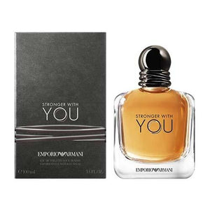 Stronger With You Eau De Toilette Spray By Emporio Armani