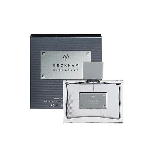 Tester - Signature 75ml EDT Spray  For Men By David Beckham