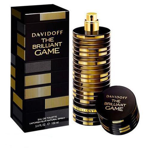 The Brilliant Game 100ml EDT Spray for Men By Davidoff