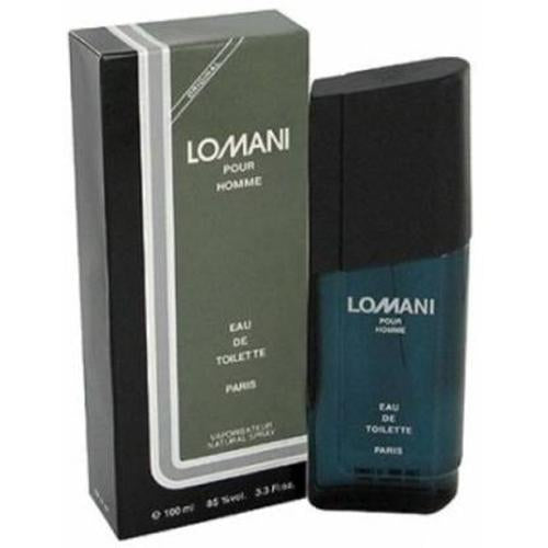 Tester - Lomani 100ml EDT Spray For Men By Lomani
