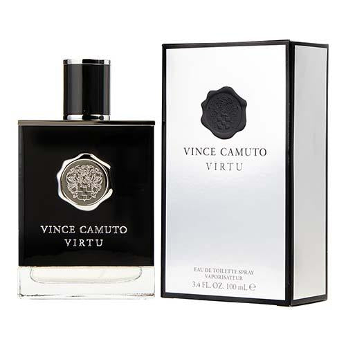 Tester - Vince Camuto Virtu 100ml EDT Spray For Men By Vince Camuto