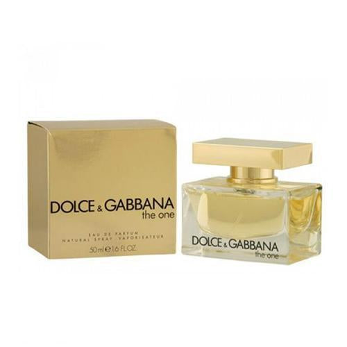 The One 50ml EDP Spray For Women By Dolce & Gabbana