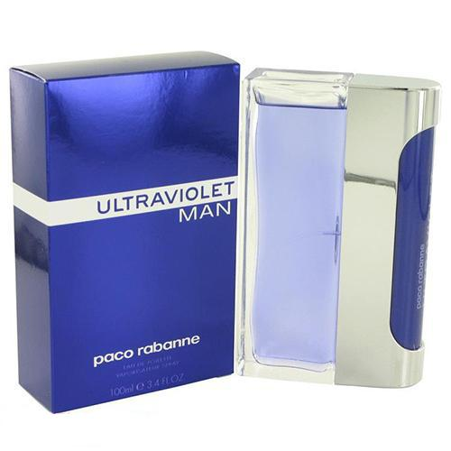 Ultraviolet 100ml EDT Spray For Men By Paco Rabanne