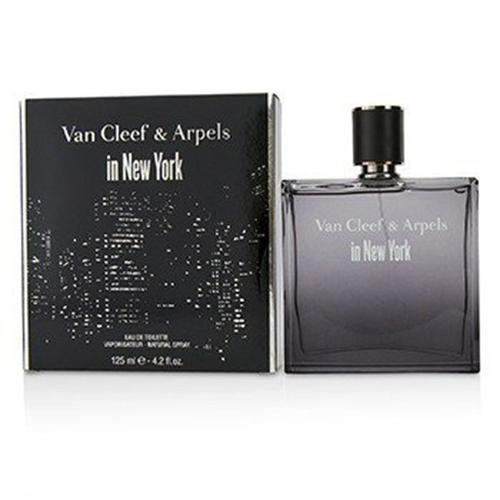 Van Cleef Arpels In New York 125ml EDT Spray for Men By Van Cleef & Arpels