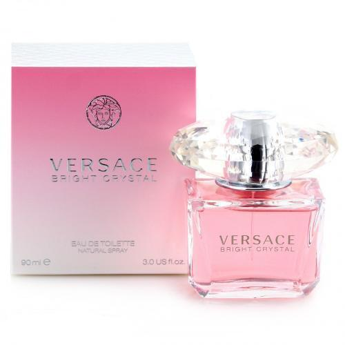 Versace Bright Crystal 3oz 90ml EDT Spray For Women By Versace