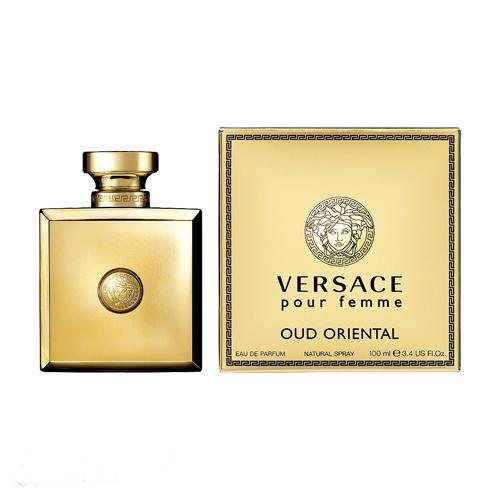 Versace Oud Oriental Femme 100ml EDP Spray For Women By Versace