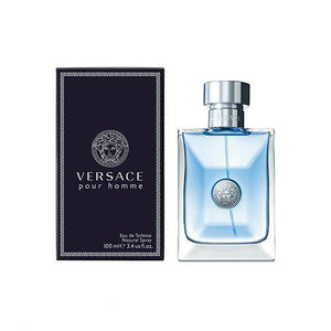 Versace Pour Homme 100ml EDT Spray for Men By  Versace