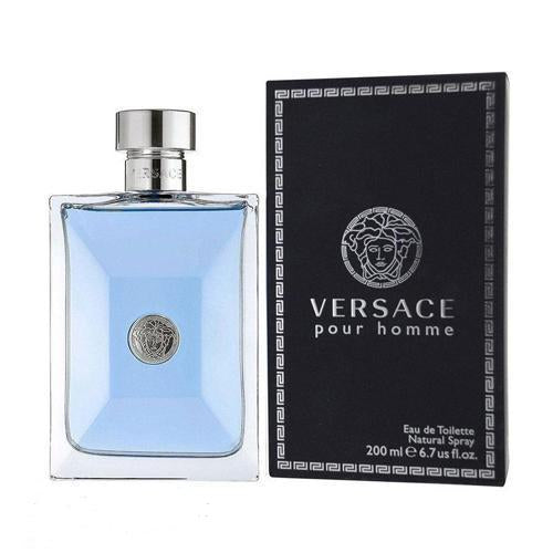 Versace Pour Homme 200ml EDT Spray For Men By Versace
