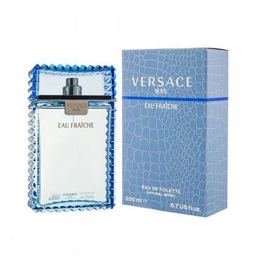 Versace Eau Fraiche 200ml EDT Spray For Men By Versace