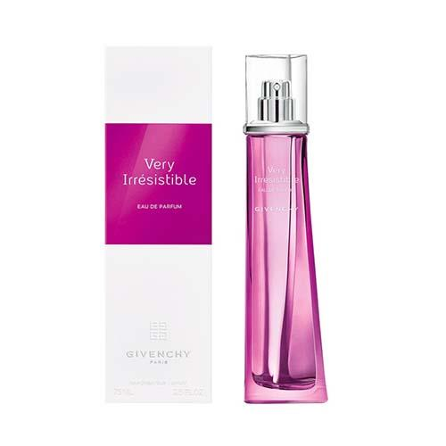 Very Irresistable 75ml EDP Spray For Women By Givenchy
