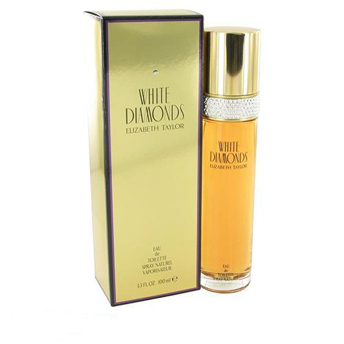 White Diamonds 100ml EDT Spray For Women By Elizabeth Taylor