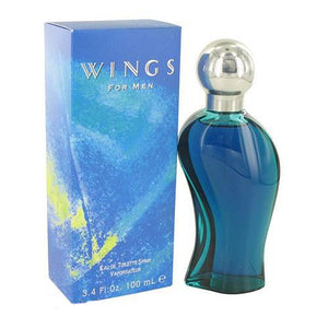Wings 100ml EDT Cologne Spray For Men By Giorgio Beverly Hills