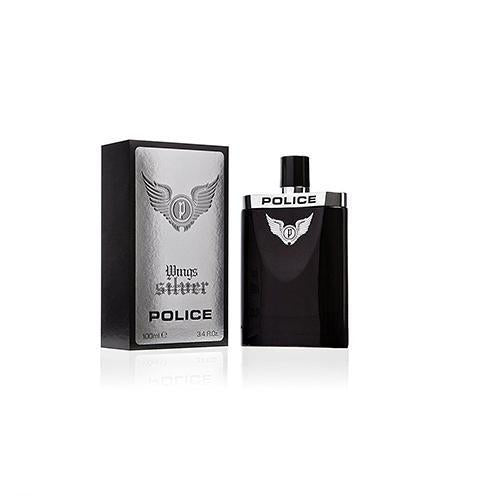 Wing Silver 100ml EDT Spray for Men By  Police