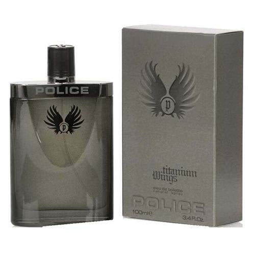 Wing Titanium 100ml EDT Spray for Men By Police