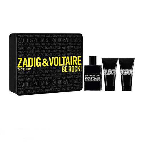 Zadig & Voltaire Him 3Pc Set For Men By Zadig & Voltaire