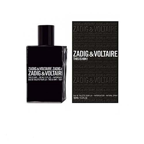 Zadig & Voltaire This Is Him 100ml EDT Spray For Men By Zadig & Voltaire