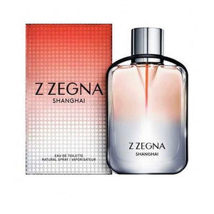Z Zegna Shanghai 100ml EDT Spray for Men By Ermenegildo Zegna