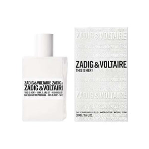 Zadig & Voltaire This Is Her 50ml EDP for Women by Zadig & Voltaire