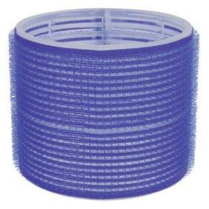 HairWare Classic Self-Grip Rollers 3-1/8 Inch- Blue