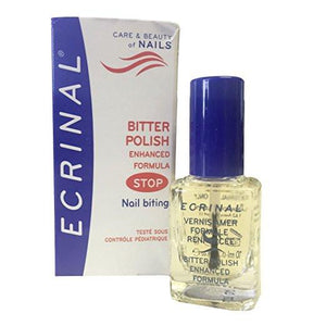 Ecrinal Bitter Nail Polish 10ml