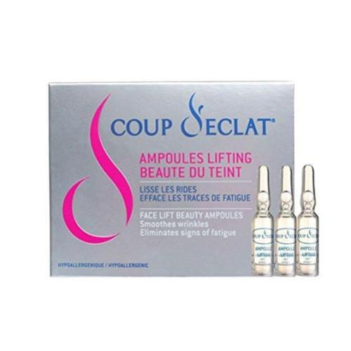 Coup D'eclat Lifting Ampoules, Set of 3, 1 milliliter each, 0.10 ounce total