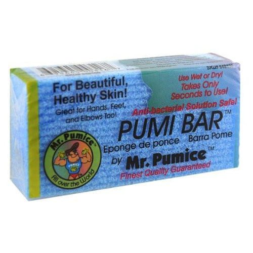 Mr. Pumice Pumi Bar Regular Size ( Assorted Color ) 1 Pumice Bar - beautysupply123