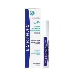 Ecrinal Strengthening Gel Eyelash & Brows with ANP2+ Ampoules, 0.27 Fluid Ounce