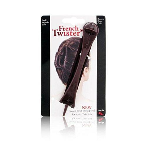 Mia French Twister® - Brown - beautysupply123