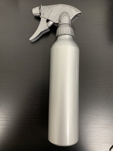Spray bottle- Silver