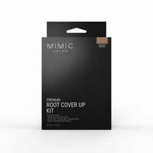 Load image into Gallery viewer, Mimic Color Medium Brown Root Cover Up Kit - MimicColor