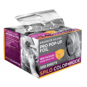 "Spilo Pop-up Professional Foil 5"" x 10-3/4"" (pre-cut) 500 Sheets - beautysupply123"