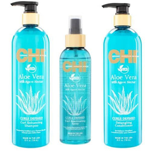CHI Aloe Vera Curls For Me Trio