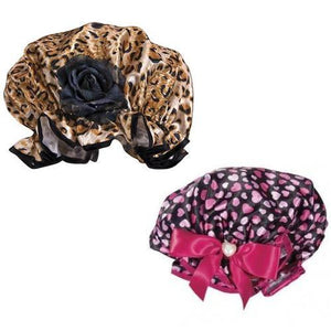 Kingsley Fancy Shower Cap - beautysupply123 - 1