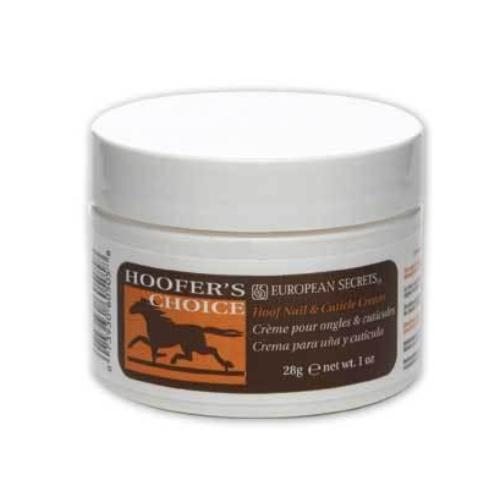 European Secrets Hoofer's Choice Hoof Shield Nail & Cuticle Cream 1 oz - beautysupply123