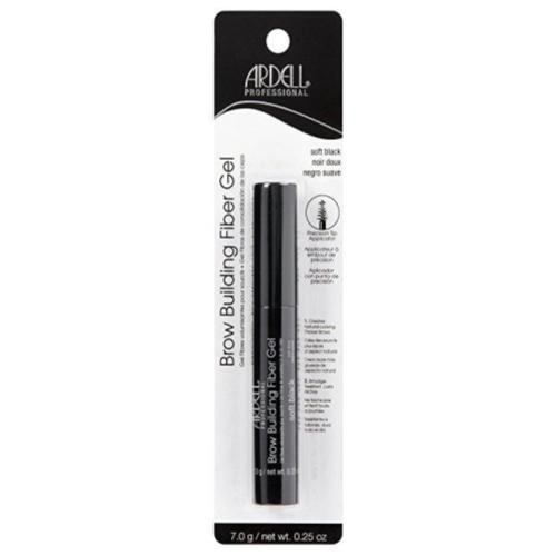Ardell Brow Building Fiber Gel - Soft Black
