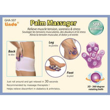 Load image into Gallery viewer, Lindo Palm Massager