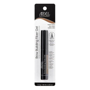 Ardell Brow Building Fiber Gel- Medium Brown