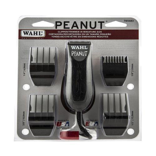Wahl Professional Peanut Classic Clipper/Trimmer Black