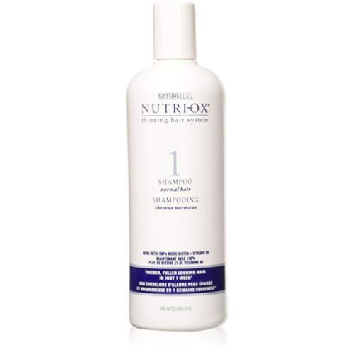 Nutri-ox Thininng Hair System 1 Shampoo for Normal Hair 20.2oz.